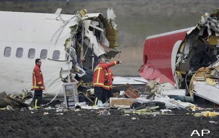 Авиакатастрофа 22 августа 2006 г